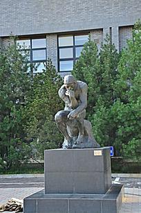 思想者雕塑
