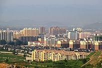 新建城市居民小区