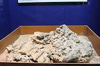 郧县人遗址中的化石堆积