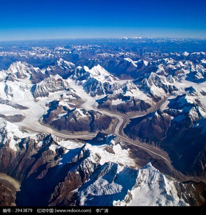 中国脊梁-青藏高原