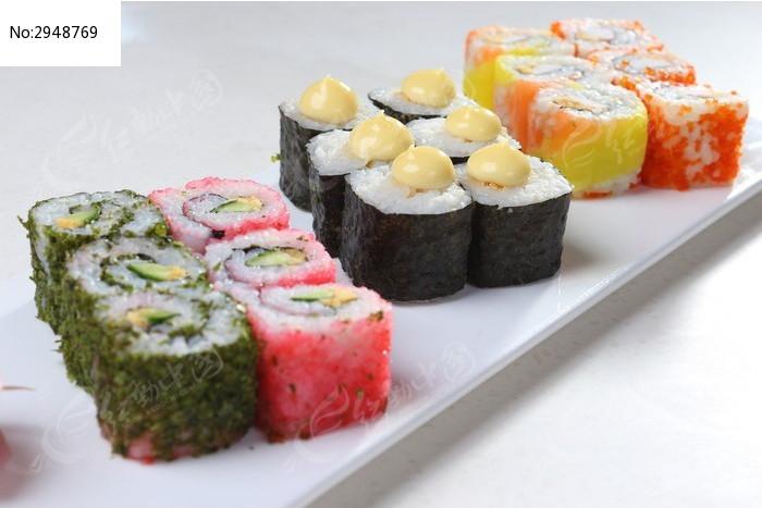 寿司拼盘图片,高清大图