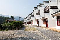 黄山翡翠谷  居民居住建筑