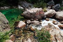 黄山第五绝——翡翠谷