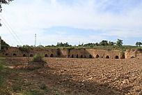西北的窑洞