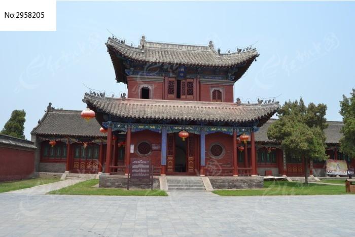 古建筑亭子 中国图片