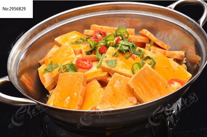 干锅千叶豆腐高清图片下载 编号2956829 红动网
