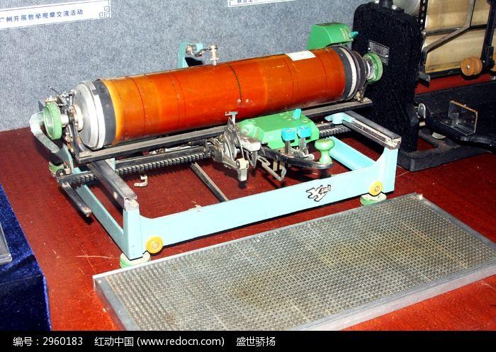 印刷机图片,高清大图_文物古董素材