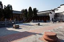 徽州区金紫祠家庙建筑