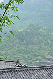 诗意的中国风建筑画面