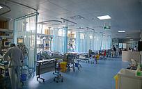 ICU室病房