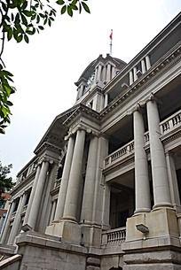 民国建筑的粤海关大楼