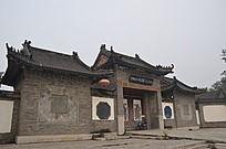 杨家埠民间艺术大观园南门