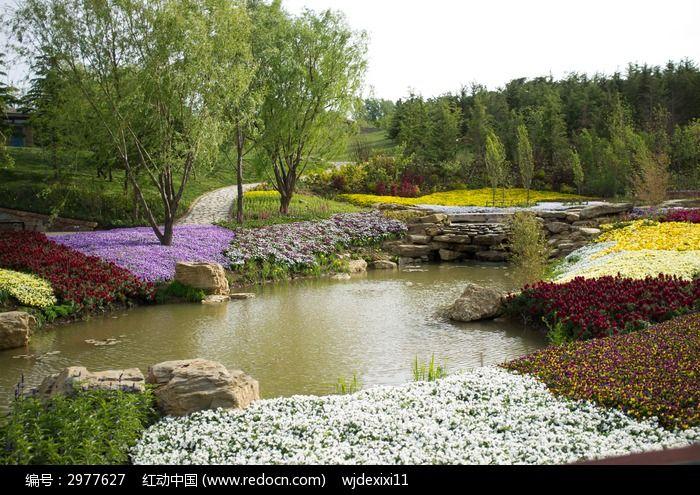 植物园一景