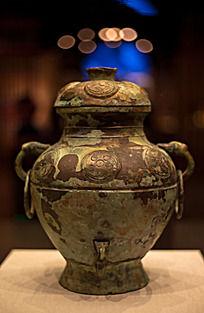 战国时期的铜器克罍