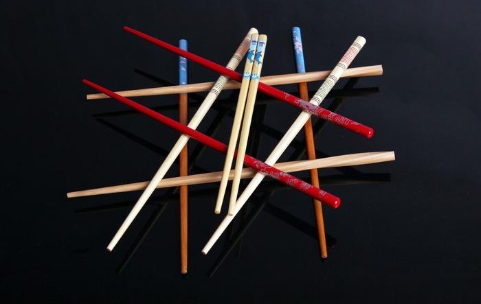 筷子手工制作大风车步骤