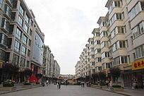 小城商业步行街