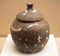战国时期的陶簋