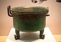战国时期盛水用的的尚盂