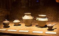 战国陶器一组