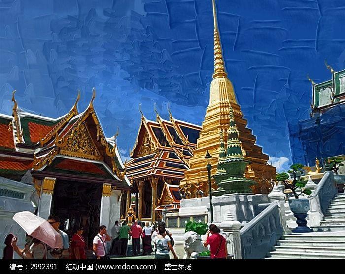 泰国旅游风光图片