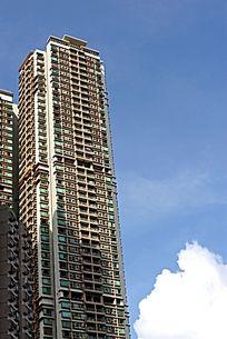 香港 西环住宅楼