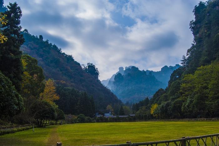 张家界国家森林公园风光