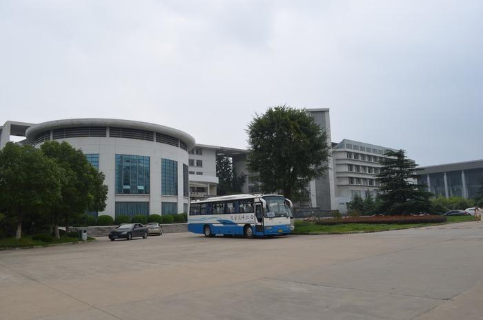 合肥师范学院艺术楼高清图片下载 编号3010413 红动网