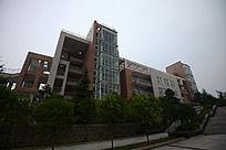 西安工程大学的教学楼