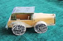 手工制作的小车