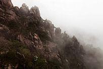 黄山春  云雾绕险峰