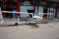 喷气式飞机模型