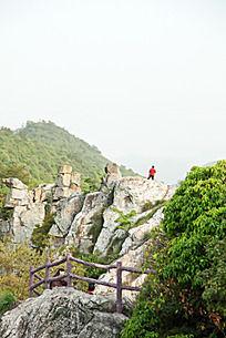 柏溪燕山岩石景观