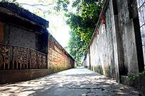 古镇建筑小巷