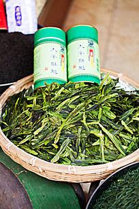 太平猴魁茶叶样品