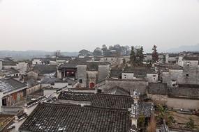 黟县南屏村落