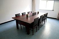 整洁的会议室