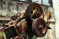 砖厂老机械