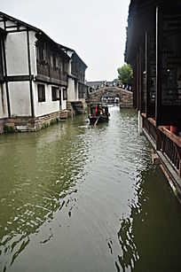 江南水乡古建筑