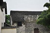 瓦房老建筑