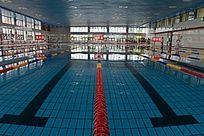 游泳馆全景