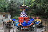儿童玩具旋转车