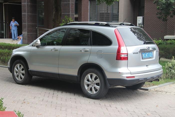 北京现代SUV轿车图片高清图片