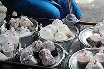 泰国袋装小吃豆浆奶昔