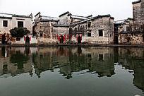 临水民居建筑