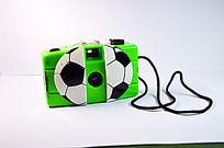 绿色的卡片机