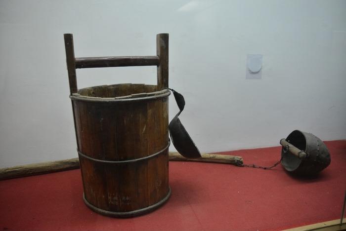 木水桶图片,高清大图_文物古董素材