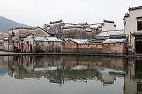 黟县宏村的古民居