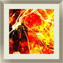 抽象艺术 油画抽象