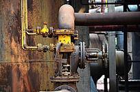 工业输气管道