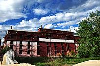 西藏佛学院教学楼